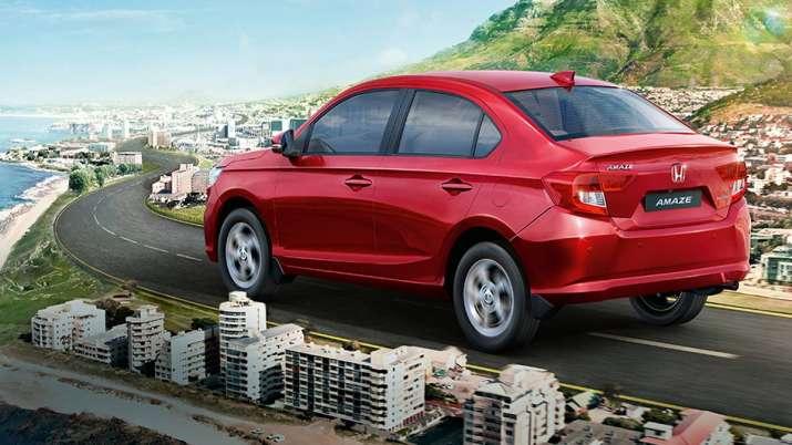 Honda drives in BSVI-compliant Amaze at Rs 6.09 lakh- India TV Paisa