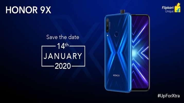 Honor partners with Flipkart to launch 9X smartphone- India TV Paisa