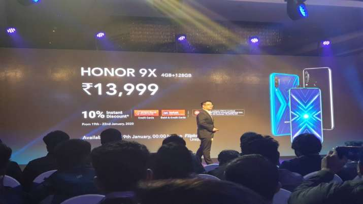 Honor 9X Phone, Magic Watch 2 Smartwatch, Band 5i Launched in India- India TV Paisa