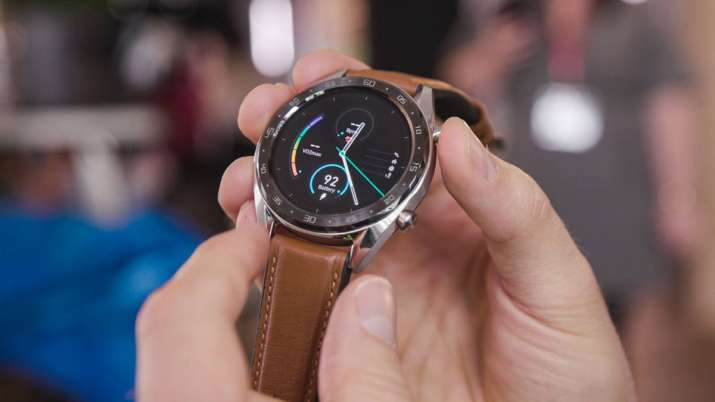 Huawei Watch GT 2, Great battery, stunning display- India TV Paisa