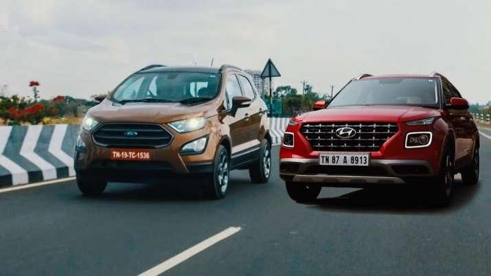 Hyundai and Ford vehicle, Passenger vehicle, Passenger vehicle exports, SIAM- India TV Paisa