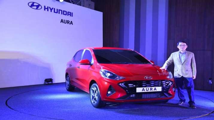 Hyundai opens bookings for compact sedan Aura- India TV Paisa
