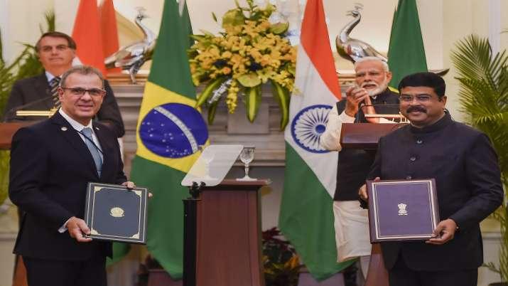 India, Brazil, Brazil President Jair Messias Bolsonaro, Prime Minister Narendra Modi- India TV Paisa
