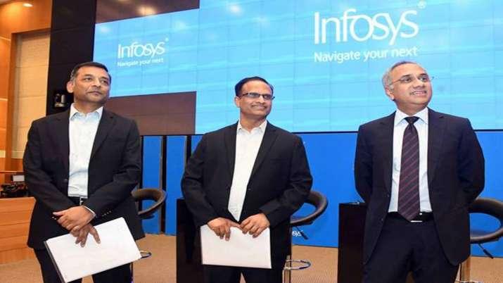 Infosys Q3 net up 23.7 percent at Rs 4466 cr- India TV Paisa