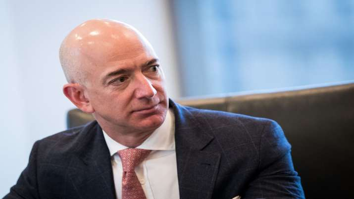 Amazon CEO, Jeff Bezos, Jeff Bezos india visit, CAIT- India TV Paisa