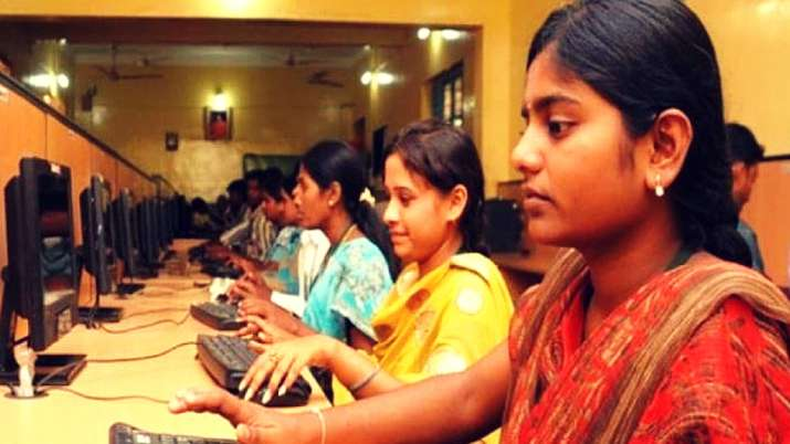 14.33 lakh new jobs created in November: ESIC payroll...- India TV Paisa
