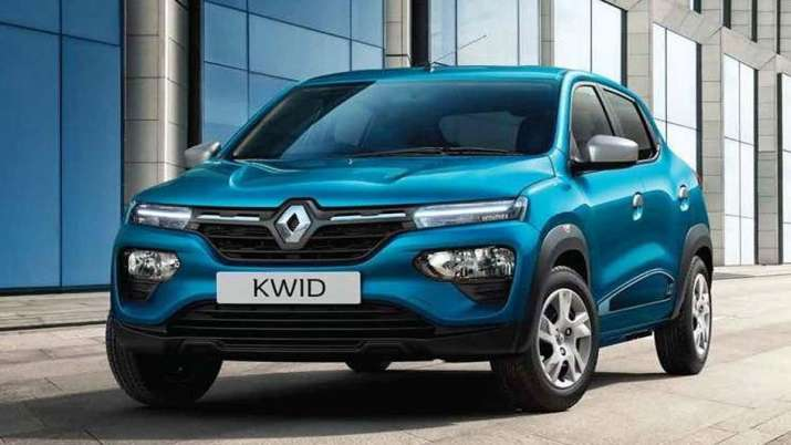 Renault KWID BS6- India TV Paisa