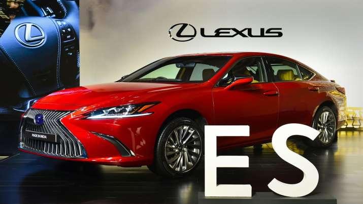 Lexus ES 300h, auto news, new car launch- India TV Paisa