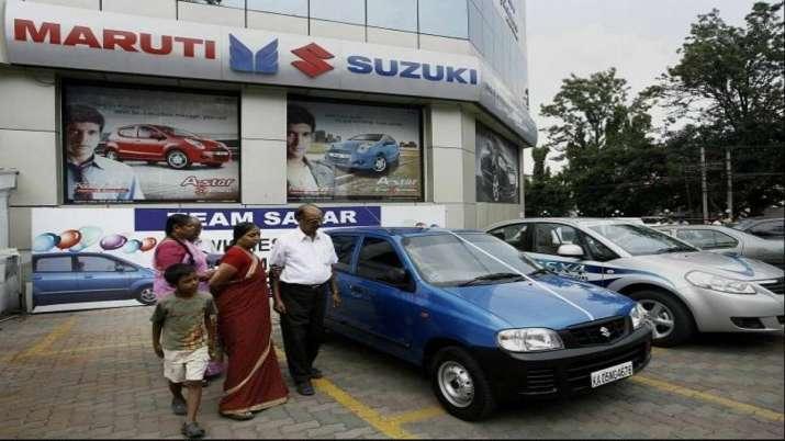 Maruti q3 profit up 5% at Rs 1565 cr - India TV Paisa