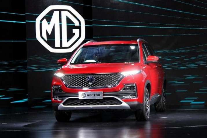 MG Motor India, SUV Hector, Hector production, MG Motor production- India TV Paisa