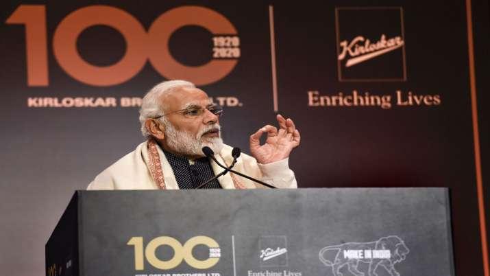 Narendra Modi, 5 trillion economy, - India TV Paisa