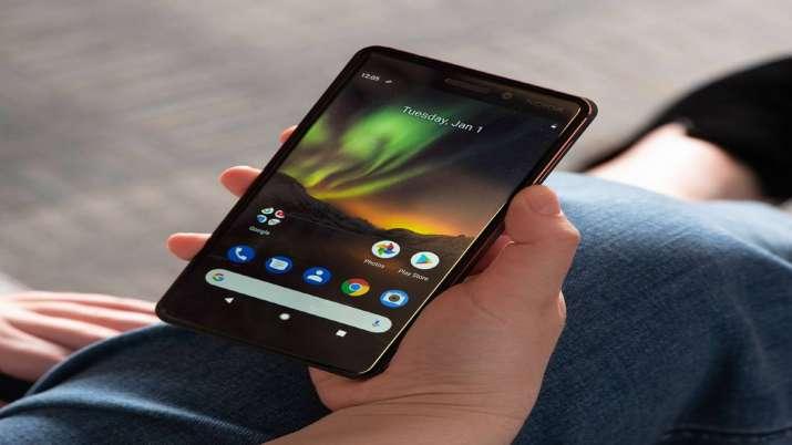 Nokia 6.1 Plus starts getting Android 10- India TV Paisa