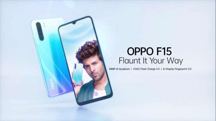 Oppo F15, oppo f15 price, oppo f15 price in india- India TV Paisa