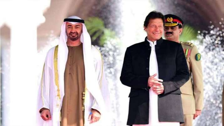 UAE extends 200m dollar aid to Pakistan for economic projects- India TV Paisa