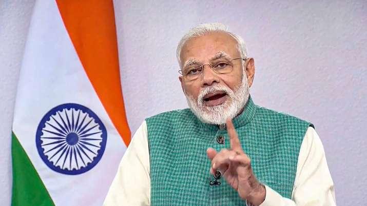 PM Narendra Modi Addressing third Global Potato Conclave via video conferencing- India TV Paisa