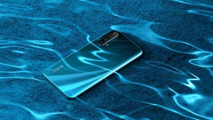 Realme X50 5G smartphone with 120Hz display launched in China- India TV Paisa