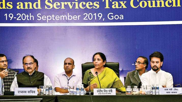 Revenue secy to hold meeting with officials on GST system streamlining on Jan 7- India TV Paisa