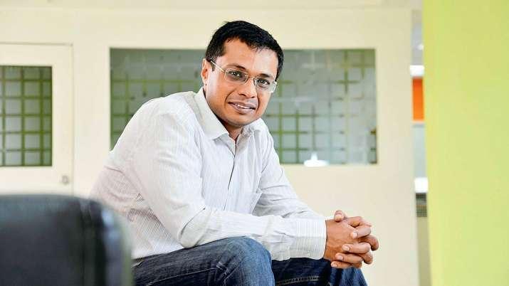 Sachin Bansal resigns from Ujjivan Small Finance Bank's board- India TV Paisa