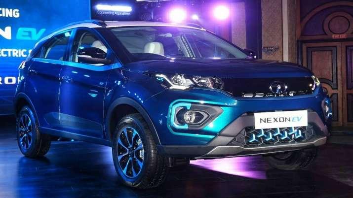 Tata Motors launches Nexon EV at starting price of Rs 13.99 lakh- India TV Paisa