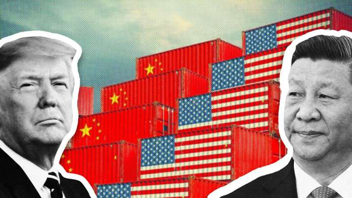 US China Trade War, Trade War, united states, china, Donald Trump, xi jinping- India TV Paisa