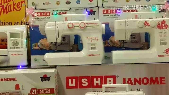 Usha International strengthens its portfolio of sewing machines category in India- India TV Paisa