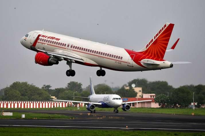 Corona virus Air India Delhi-Hong Kong flight suspended...- India TV Paisa