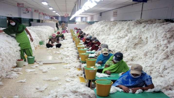 Indian textile industry, corona virus, cotton exports, china - India TV Paisa