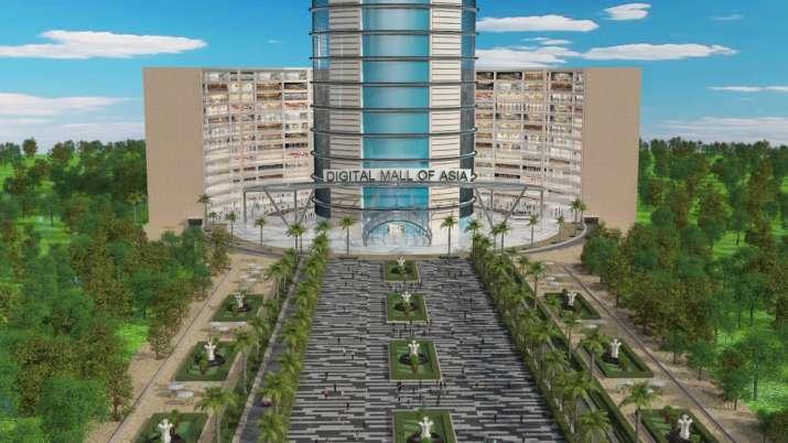 Digital Mall of Asia- India TV Paisa