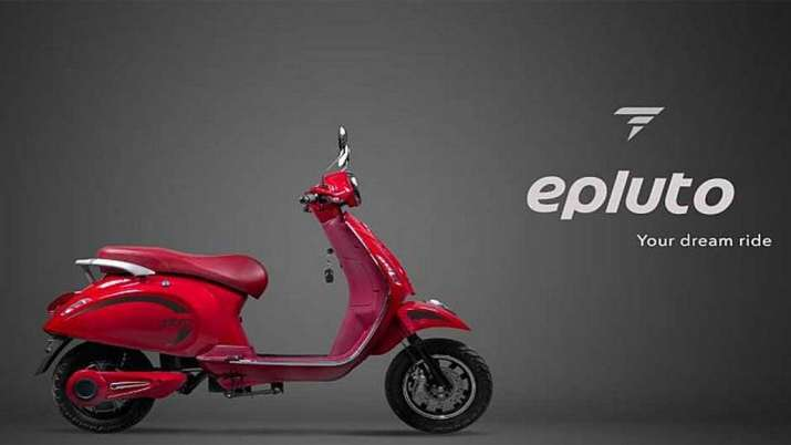 Pure EV launches electric scooter EPluto 7G- India TV Paisa