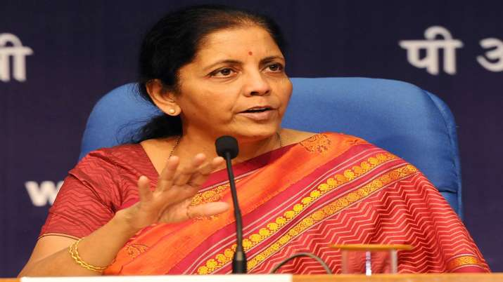 Finance Minister, Nirmala Sitharaman- India TV Paisa