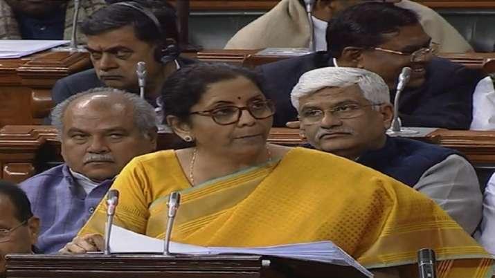 finance minister, Nirmala Sitharaman, Budget 2020, Budget speech time- India TV Paisa
