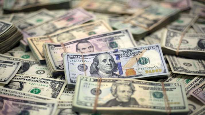 Forex reserves rise by USD 3.091 bn to record USD 476.092 bn- India TV Paisa