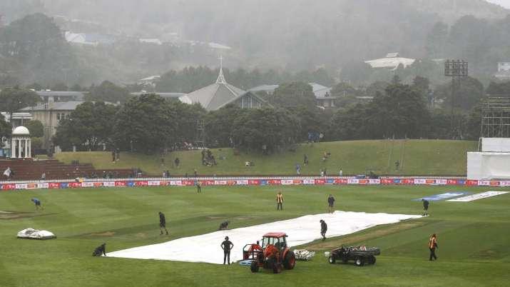 IND vs NZ, India vs New Zealand 1st test 2020, भारत बनाम न्यूजीलैंड क्रिकेट लाइव स्कोर, भारत बनाम न- India TV