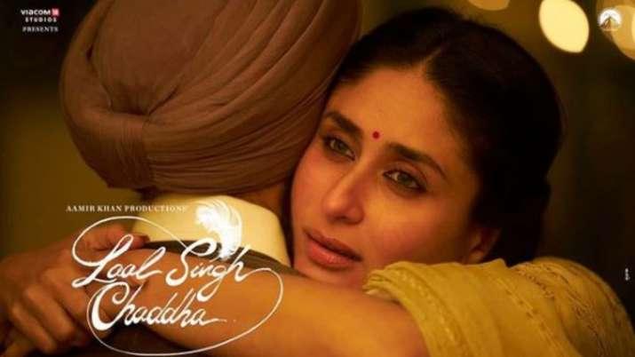 kareena kapoor first look from laal singh chaddha- India TV Hindi