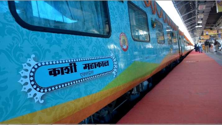 Kashi Mahakaal Express Train, Kashi Mahakaal Express Schedule, Kashi Mahakaal Express timing, fare- India TV Paisa