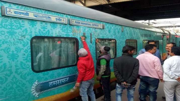 Kashi Mahakal Express, indian railway, IRCTC, indore, varanasi- India TV Paisa