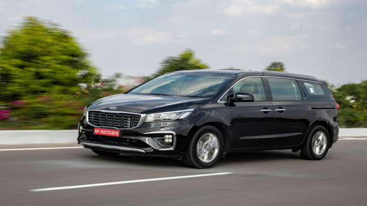 Kia Motors India to launch the Carnival; unveil the compact SUV concept at the Auto Expo 2020- India TV Paisa