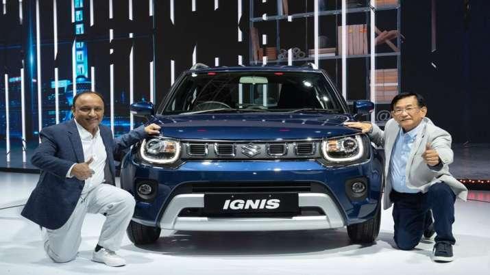 Maruti Suzuki showcases new 2020 Ignis, pre-launch bookings open- India TV Paisa