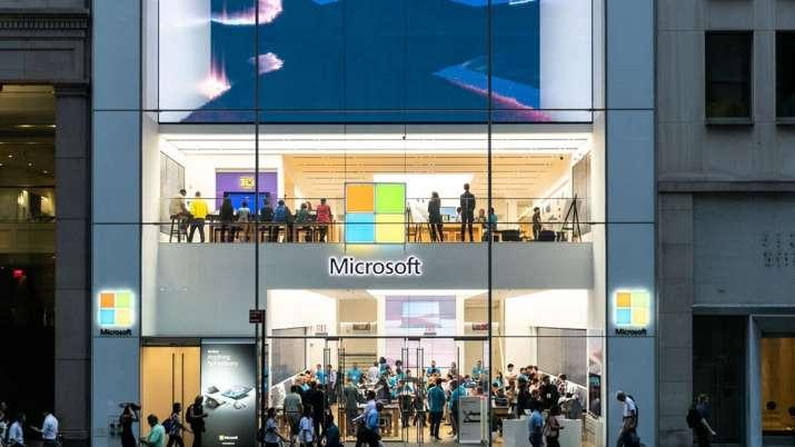 Microsoft Issues Financial Warning Because of Coronavirus- India TV Paisa