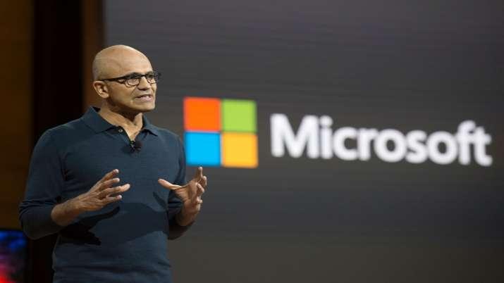 Microsoft chief executive, Satya Nadella- India TV Paisa
