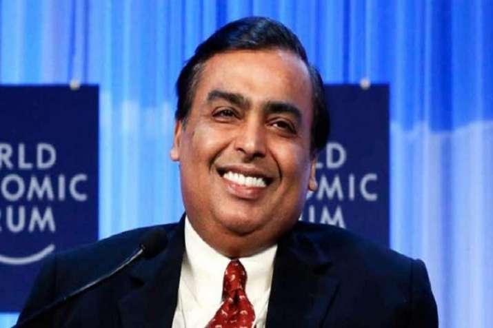 Reliance Industries chairman, Mukesh Ambani  - India TV Paisa