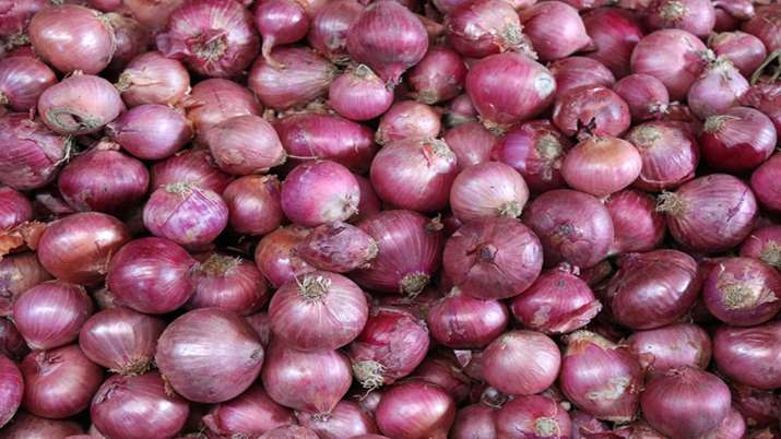 Onion Export- India TV Paisa