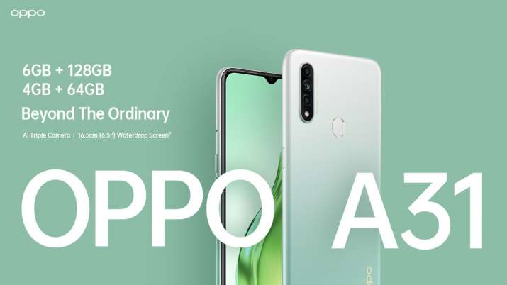 OPPO launches A31 in India at starting price of Rs 11,490- India TV Paisa