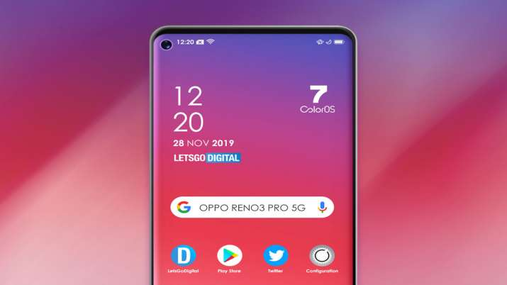 Oppo Reno 3 Pro India launch set for March 2- India TV Paisa