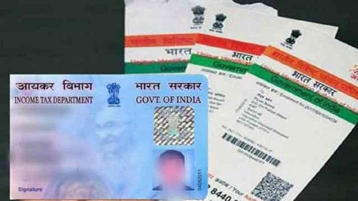 PAN card, Aadhaar card, Budget 2020, Budget- India TV Paisa