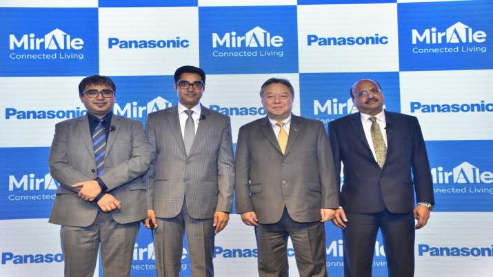 Panasonic Launches Connected Living platform MirAIe- India TV Paisa