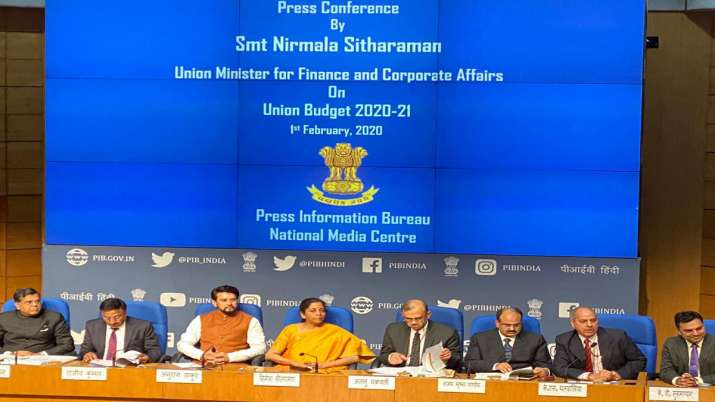 Govt intends to remove all I-T exemptions in long run, says FM Nirmala Sitharaman - India TV Paisa