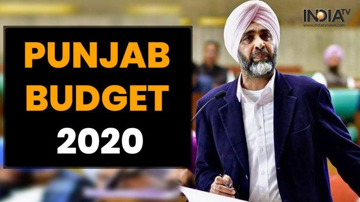 Punjab Budget 2020 LIVE Updates,पंजाब का बजट, पंजाब बजट की घोषणाएं- India TV Paisa