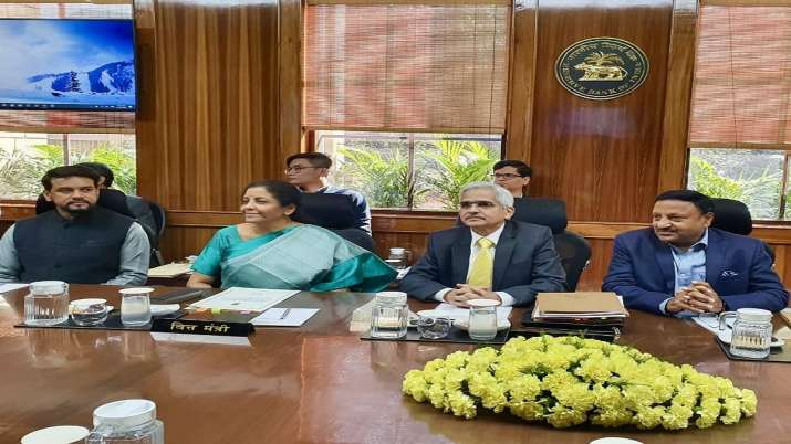 RBI chief, Reserve Bank Governor, Shaktikanta Das, credit growth, RBI board meeting- India TV Paisa