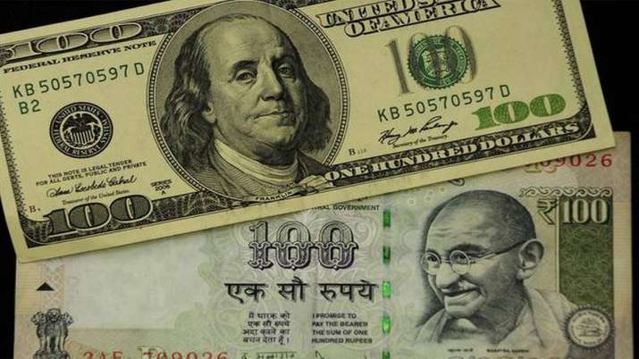 Rupee slides 34 paise to over 3-month low of 71.98 against US dollar- India TV Paisa